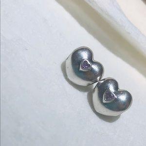 Pandora Charm bracelet clips